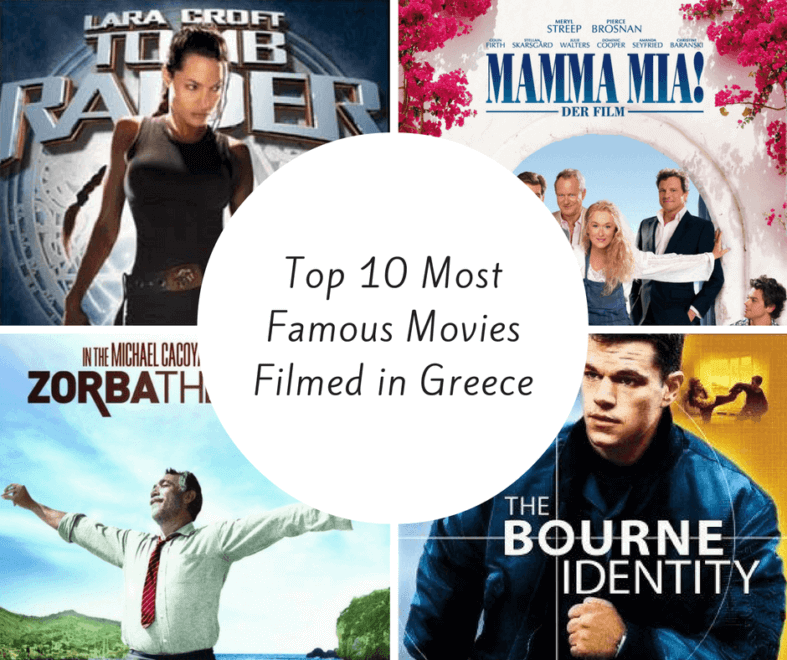 10 Most Famous Movies Filmed in Greece | GTL GEORGE SOULTIS